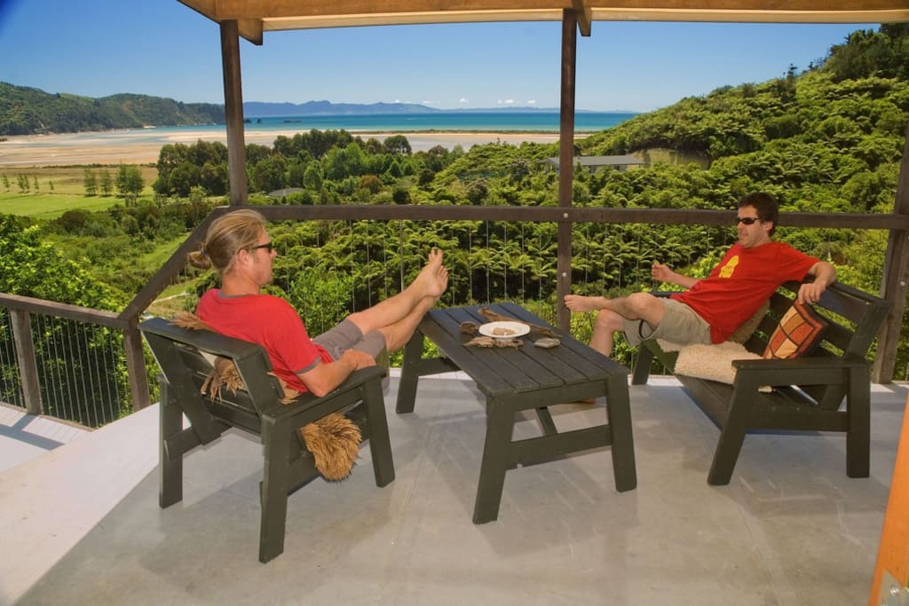 Relaxed holiday retreat, perfect for groups and families