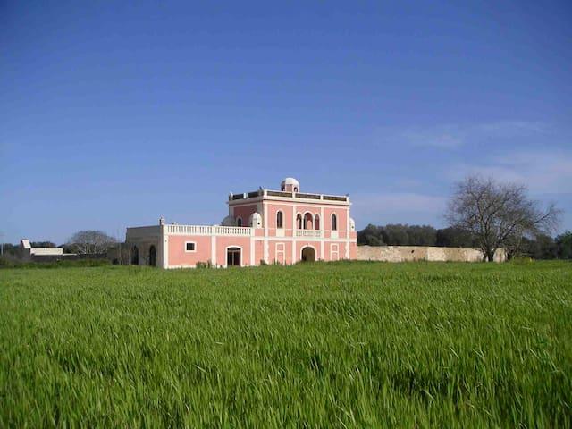 VILLA PIZZORUSSO Historic Luxury Villa Farmhouse - Mesagne - Willa