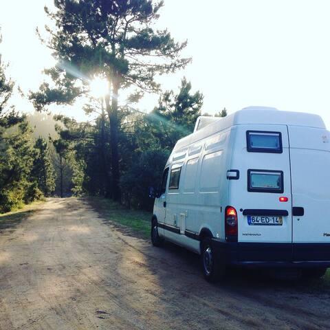 NEW CAMPERVAN - Portugal Road trip - BEST PRICE