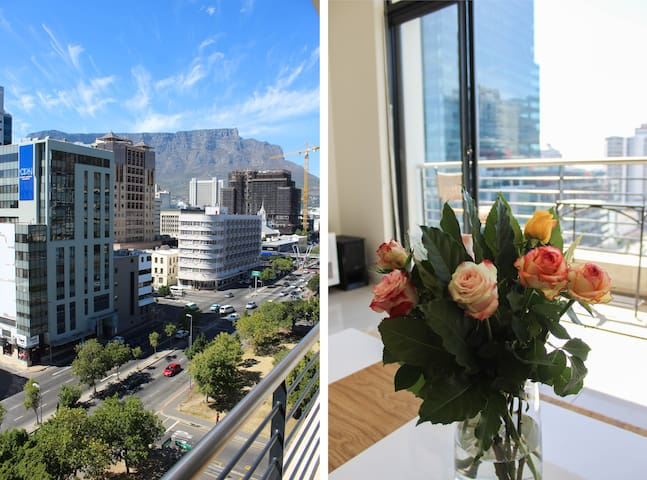 Table Mountain, Dockside Views, Luxury Apartment - Cape Town - Apartment