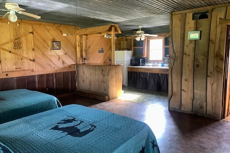 Salt Creek Cabins & RV Park...Western & Rustic