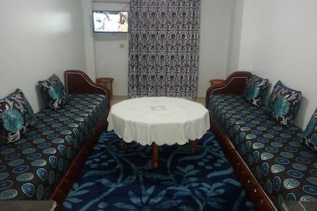 Tres jolie appartement bien meublé - Oujda - Apartmen