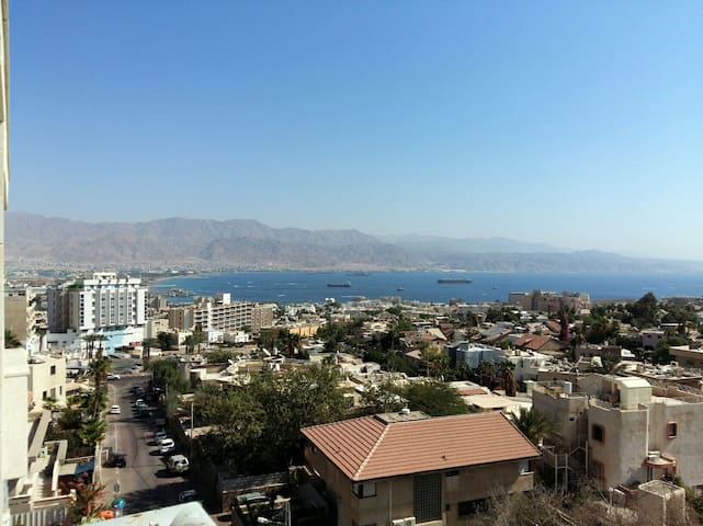 The best view! apartment - Eilat
