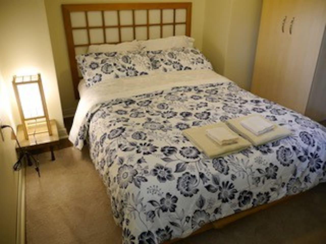 1 Bedroom, Futon bed
