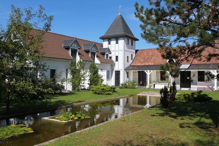 Magnifique maison de famille avec spa