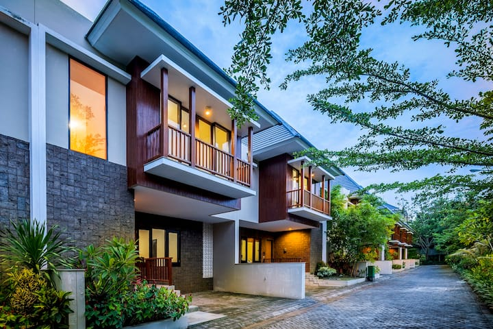 Brand newland villa in Jimbaran area