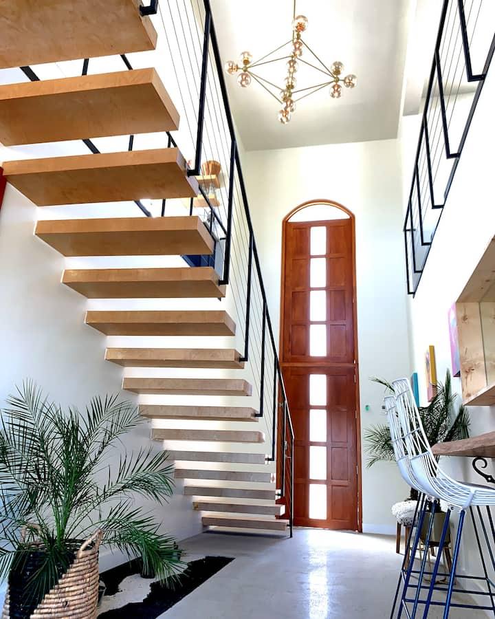 Luxury Modern Bojo Artisanal Entertainment Home