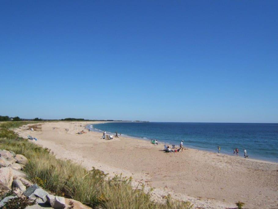 Nearby Inn Beach