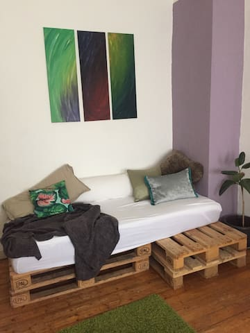 Private room in city center - Trier - Wohnung