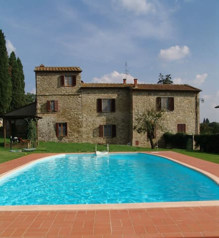 Casa Vacanze Podere Magella - Lucignano - 公寓