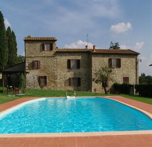 Casa Vacanze Podere Magella - Lucignano - Apartamento