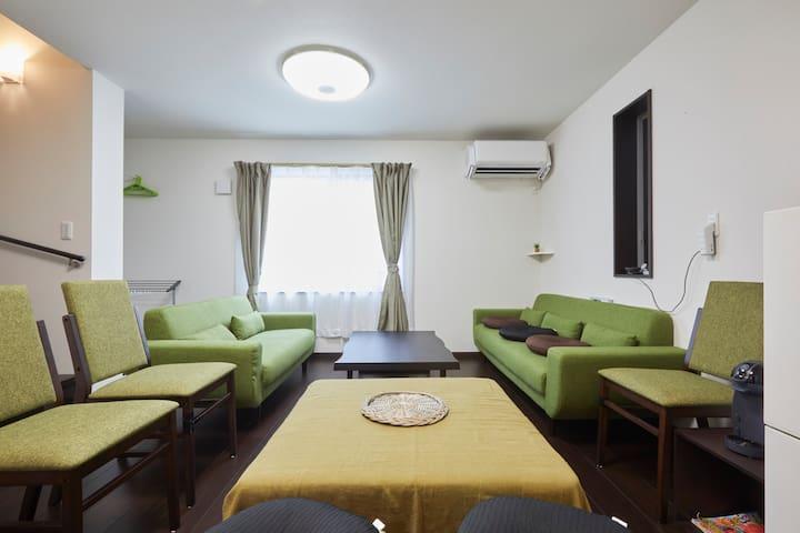 Asakusa Black House by world traveler