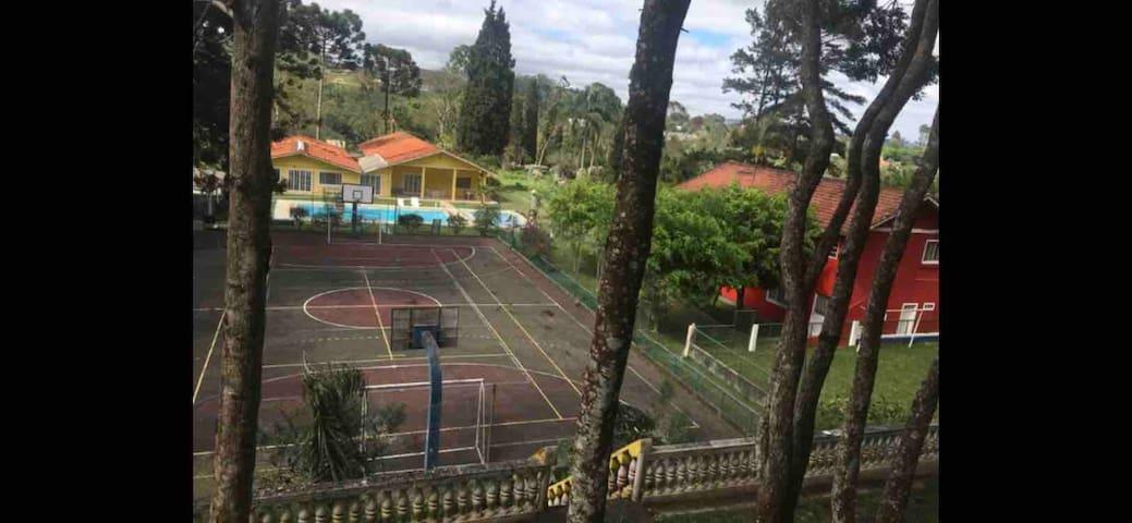 Sitio cinematografico em Sao Roque