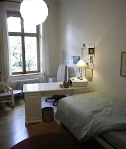 Nice room close to the old town - Basilea
