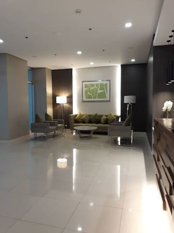Cozy Fully-furnished Studio Unit in IT Park (wifi)
