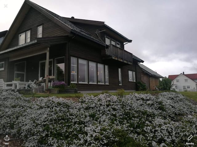 Stort hus i Ålesund