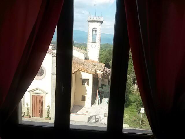 Appartamento in piccolo borgo toscano - Cavriglia - Apartment