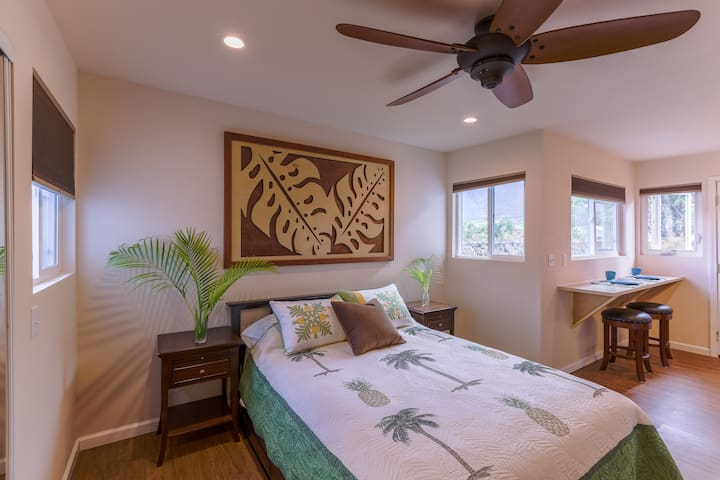 Brand New Studio Beach Cottage - Waimanalo