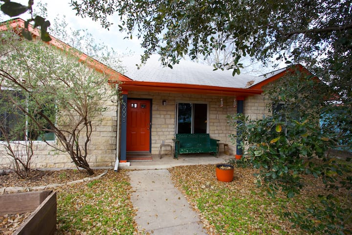 Clean, Cozy, East Austin Bungalow - Austin - Hus