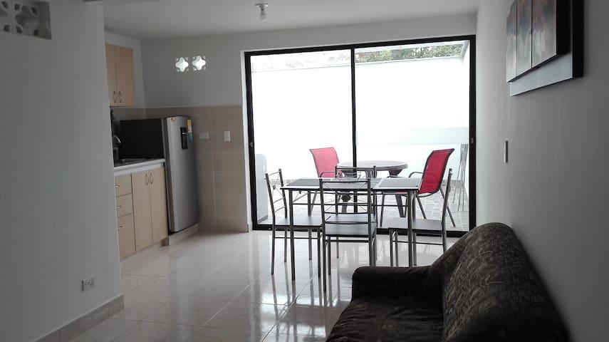 Apartamento 22 Amoblados de la Palma