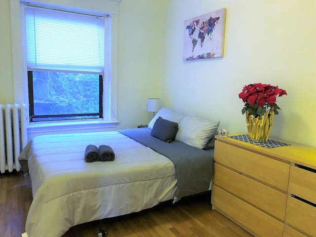 Clean and Pretty Room in Brookline
