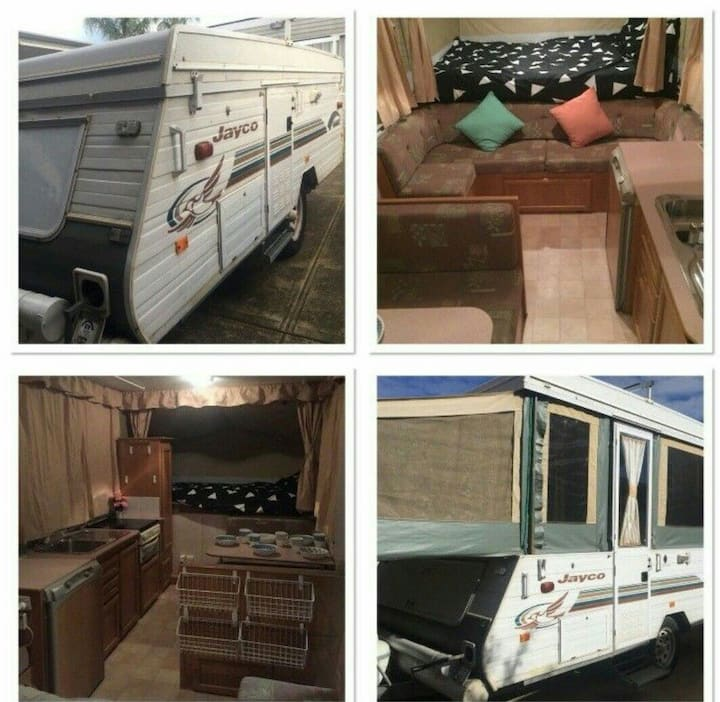 Off Site Caravan For Hire