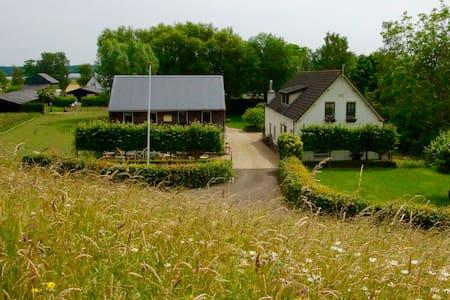 Verdieping voor 6 personen in Land van Maas & Waal - Dreumel