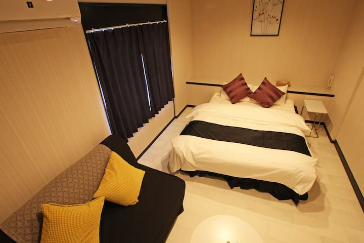 Low price Room in Nara Park (Hotel Pagoda) - Nara-shi
