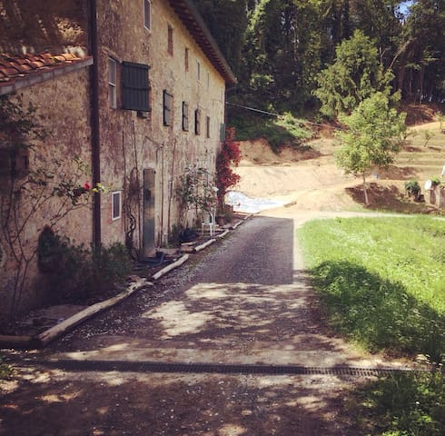 La Casa del Pastore - Montemagno - Apartment