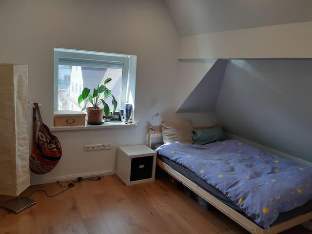 Cozy & Central, Gemütliche Dachgeschosswohnung