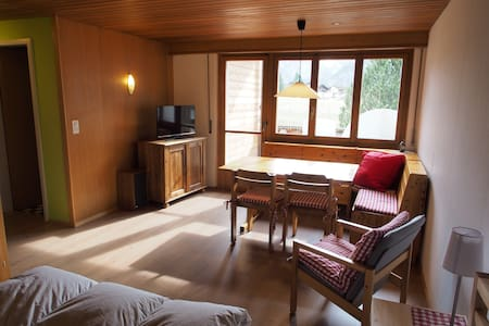 cozy apartment in Chalet Daria - Kandersteg