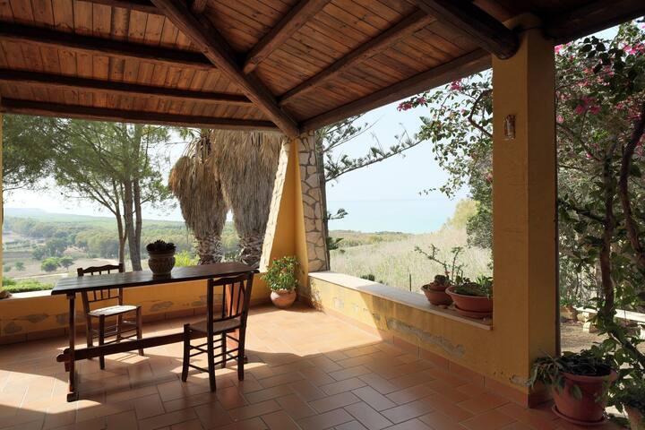 Villa Aprile, sun and relax