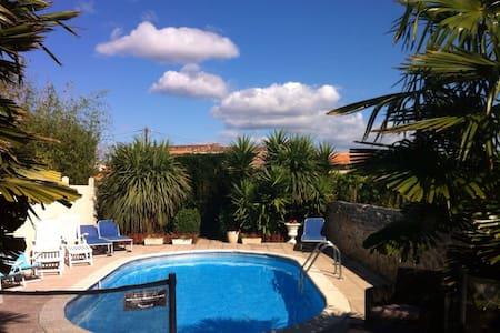 Magnifique Charentaise avec piscine - Nieulle-sur-Seudre