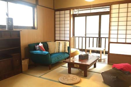 Near Kanazawa station Sleeps max 12 - Kanazawa-shi - Σπίτι