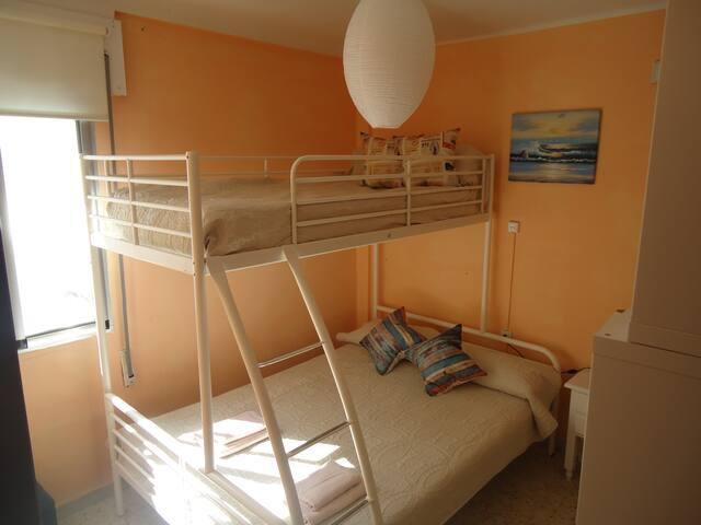 Habitación en piso compartido. Desayuno incluido