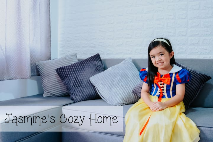 Jasmine's Cozy Home in Antipolo