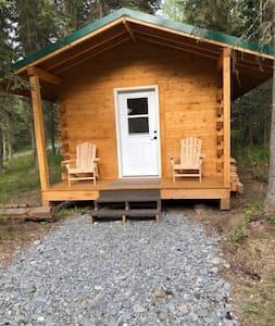 Alaska. Bunk housec