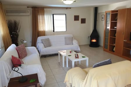 Spacious, cosy, family-friendly apt in Nicosia, CY