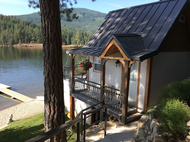 Beaujolais Chalet on Twin Lakes