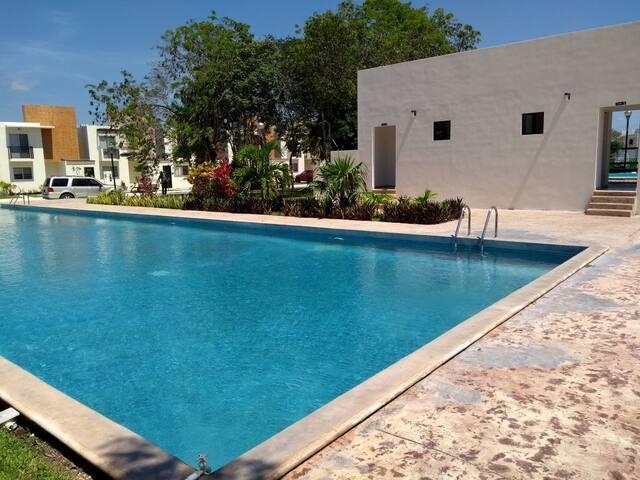 ¡Casa para disfrutar de Playa del Carmen!