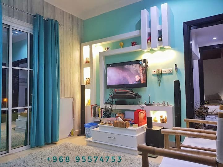 An apartment, Three bedrooms, balcony, parking