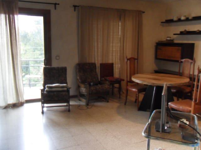 Apartamento frente al mar con magnifico vecindario - Mataró - Apartment