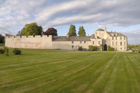 The Pavilion, Foulis Castle - Evanton - Hrad
