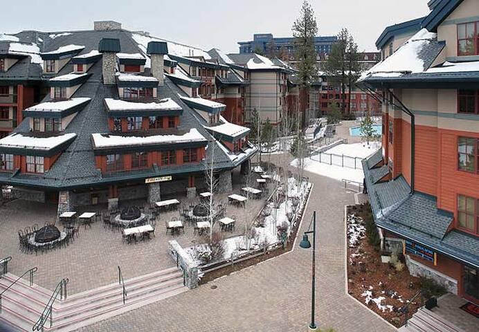 Marriott Timber Lodge, Lake Tahoe Luxury Villa