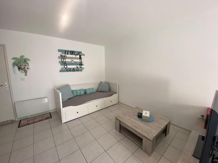 Location saisonnière appartement 2 pièces meublés