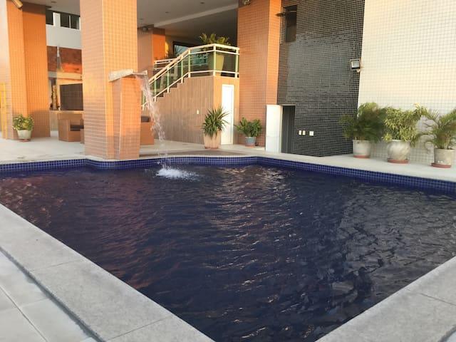 Flat à Beira-mar, 21º andar