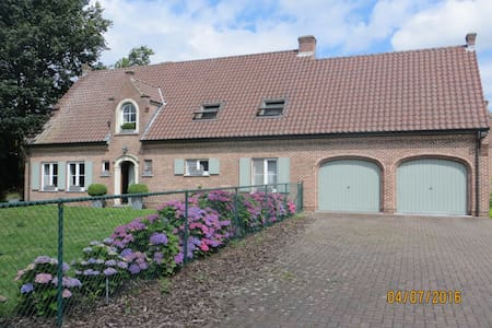 House at the countryside - Lokeren