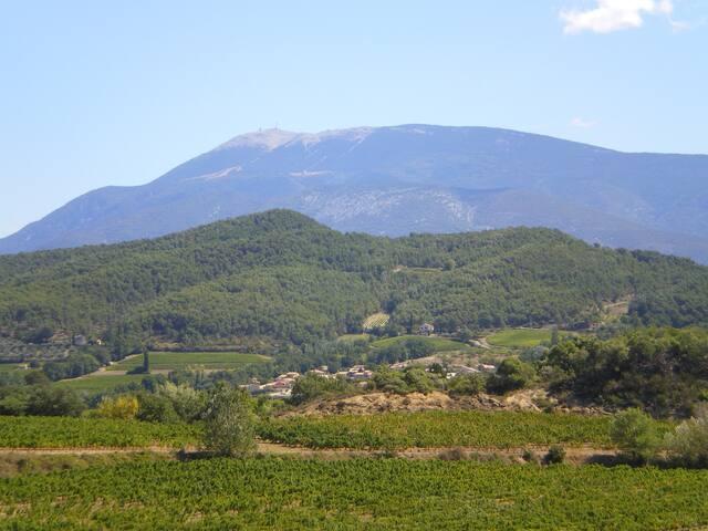 """Gîte """"Le Serre de ChampLong"""" Provence, Ventoux"""