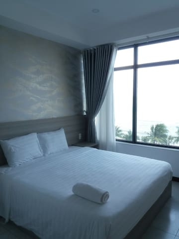 Duluxe 3BR seaview