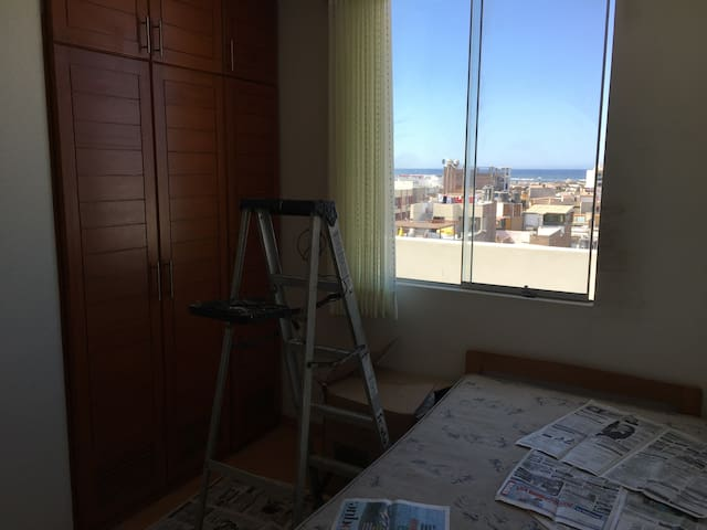 fully furnished room4 apartment close to the beach - Huanchaco - Pis